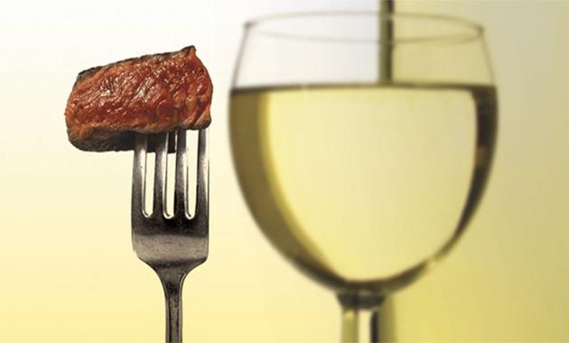 ワイン 料理 白